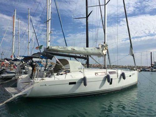 Sailboat Hanse 445 · 2011