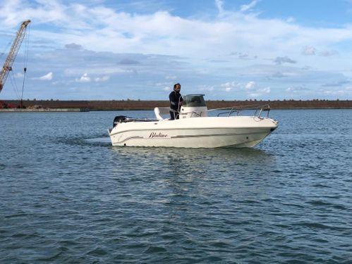 Motorboot Bluline 19 Open · 2016