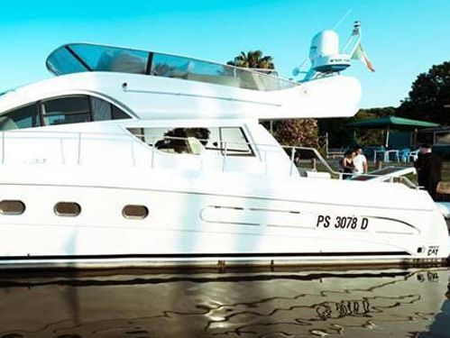 Motorboot Maestrale 52 · 2000