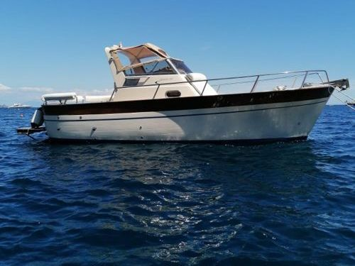 Motorboot Tecnonautica Jeranto 750 (2013)