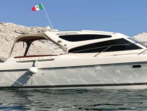 Motorboot Jeanneau Prestige 34 · 2010