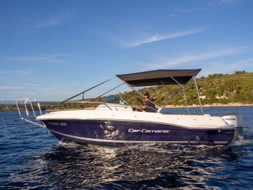 Speedboat Jeanneau Cap Camarat 6.25 · 2010