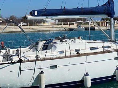 Zeilboot Beneteau Oceanis Clipper 473 · 2002