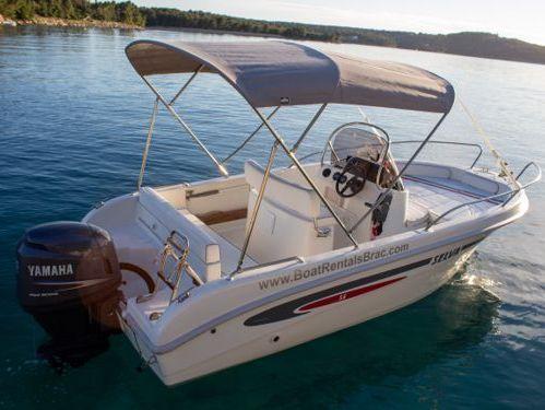Speedboat Selva DS 600 · 2019