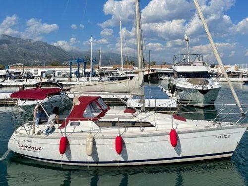 Barca a vela Jeanneau Sun Odyssey 31 i · 1990