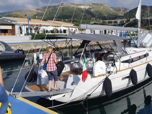 Barca a vela Jeanneau Sun Odyssey 519 (2019)