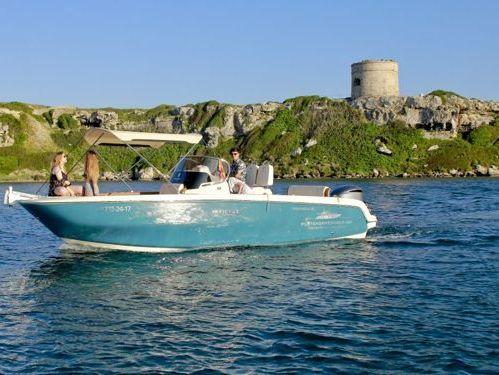 Motorboot Invictus 240 FX · 2017