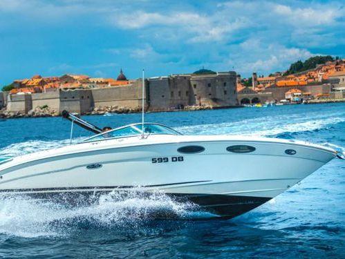 Speedboat Sea Ray 240 Sun Sport · 2013