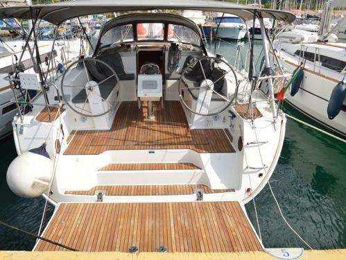 Zeilboot Bavaria 46 · 2017
