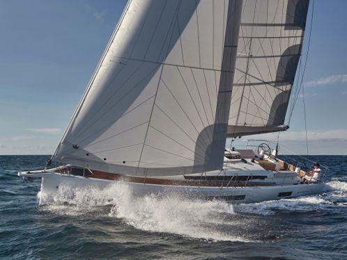 Zeilboot Jeanneau Sun Odyssey 440 · 2019