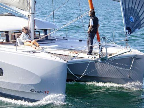 Catamaran Excess 11 · 2021