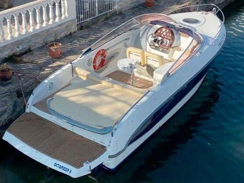 Motorboat Cranchi 27 (2005)