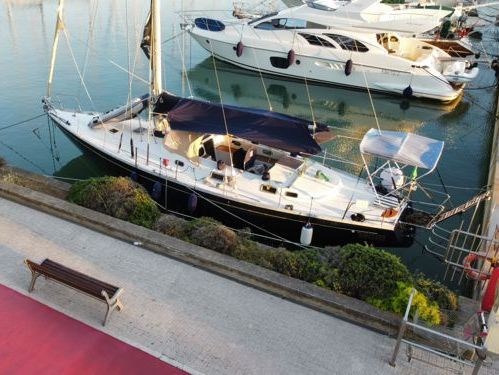 Segelboot Nelson 48 Oceanica (2010)