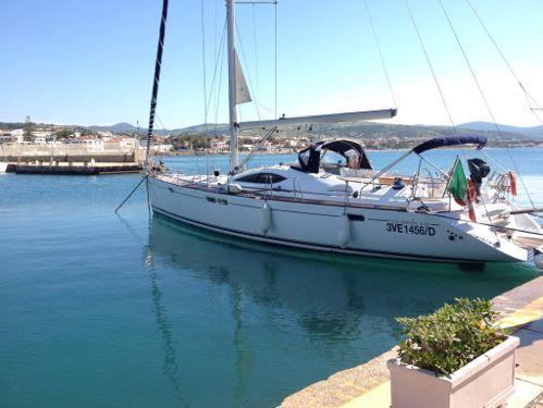 Segelboot Jeanneau 54 DS (2003)