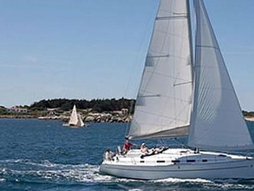Segelboot Beneteau Cyclades 39.3 · 2006