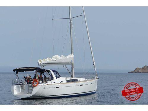 Zeilboot Beneteau Oceanis 50 Family · 2011
