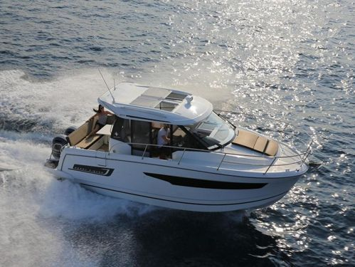 Imbarcazione a motore Jeanneau Merry Fisher 895 (2020)