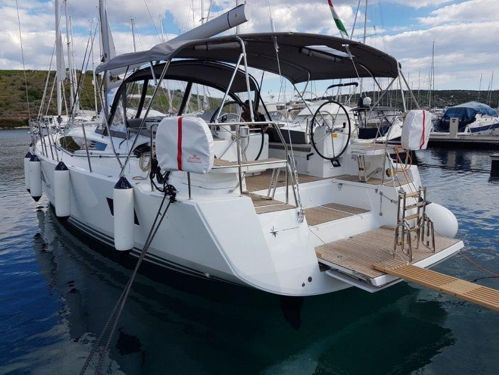 Barca a vela Jeanneau Sun Odyssey 54 DS · 2017