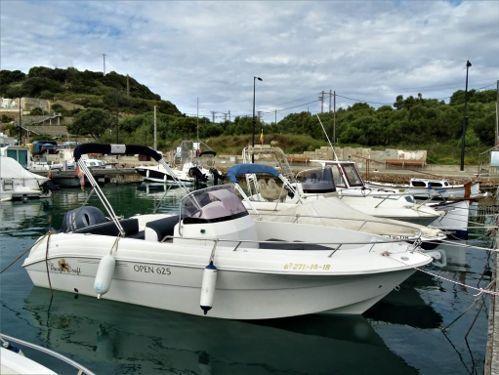 Motorboat Pacific Craft 625 · 2018