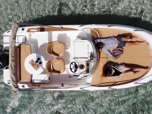 Speedboat Sessa Key Largo 20 · 2015