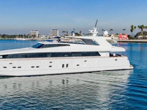 Motorboat Admiral XL · 2006