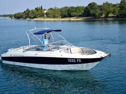 Speedboat Bayliner 249 DB (2006)