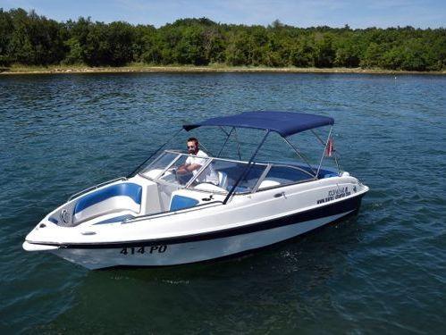 Speedboat Four Winns H200 (2010)