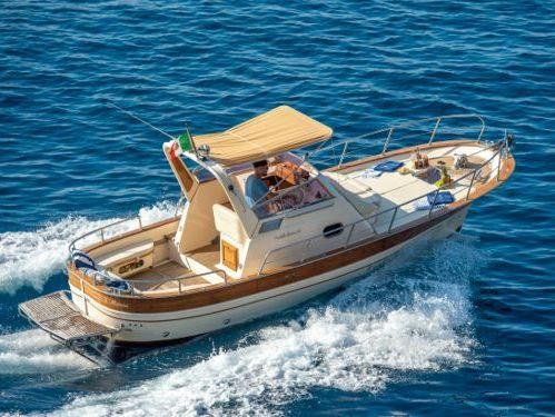 Imbarcazione a motore Fratelli Aprea Sorrento 7.50 Semi-Cabin · 2013
