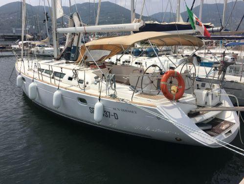 Zeilboot Jeanneau Sun Odyssey 49 · 2005