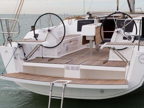 Zeilboot Dufour 382 Grand Large (2017)