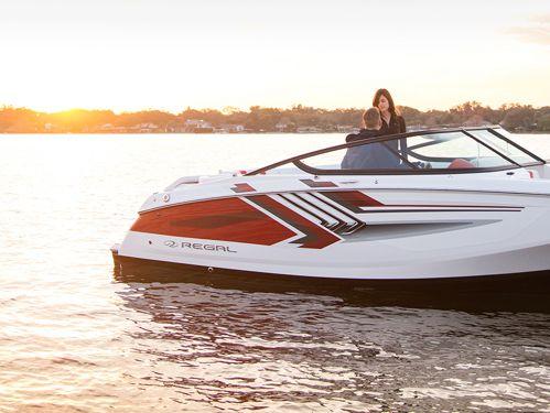 Speedboat Regal 2000 · 2009