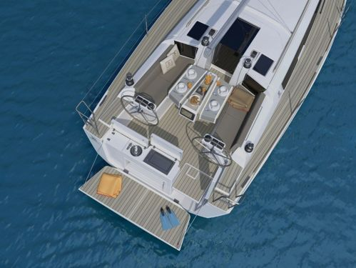 Sailboat Dufour 360 Grand Large (2020)