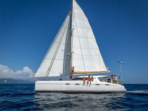 Catamarán Nautitech 47 · 2004