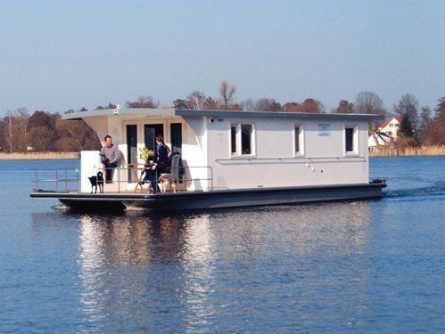 Huisboot Custom Built · 2012