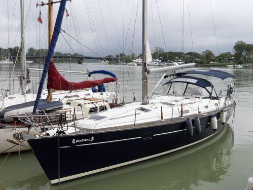 Zeilboot Beneteau Oceanis 411 · 1999