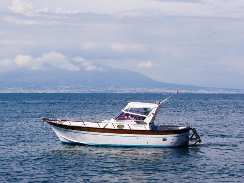 Imbarcazione a motore Apreamare Smeraldo 9 · 2015