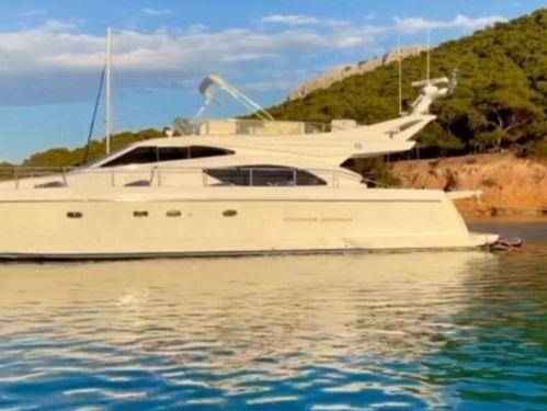 Imbarcazione a motore Ferretti 53 · 2008