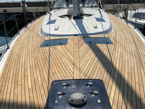 Barca a vela Bavaria 56 · 2014