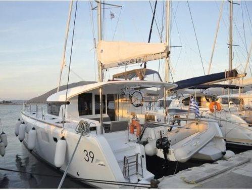 Catamarán Lagoon 39 · 2016