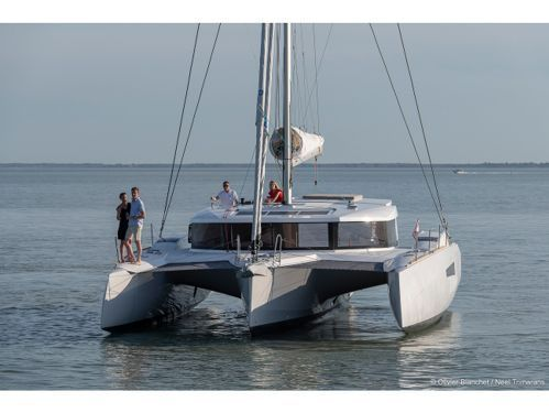 Catamaran Neel 47 · 2021
