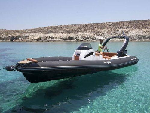 Motorboat Salpa Gran Soleil 23 · 2021