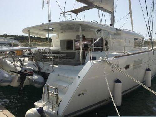 Catamarano Lagoon 450 F · 2013