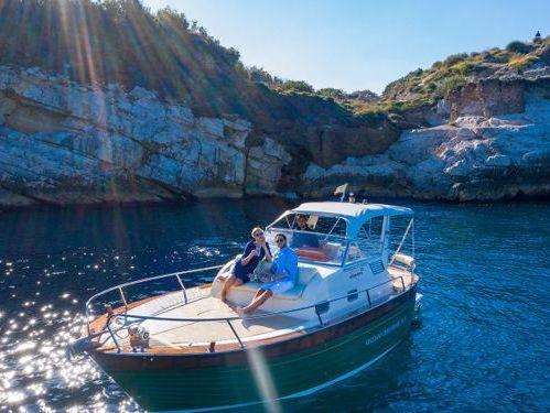 Imbarcazione a motore Apreamare 9 Semi Cabin · 2001