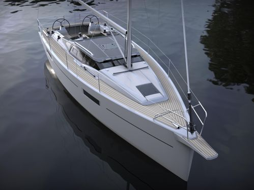 Sailboat Maxus 34 · 2021