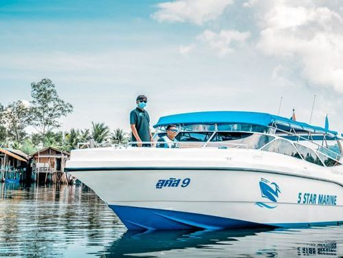 Sportboot Custom Built · 2021