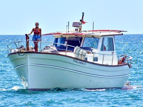 Imbarcazione a motore Menorquin 120 · 2000