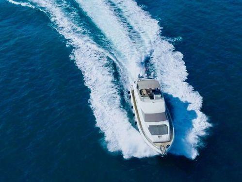 Motorboot Motoryacht Motoryacht · 1998