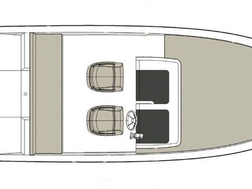 Speedboat Quicksilver 605 SD · 2020
