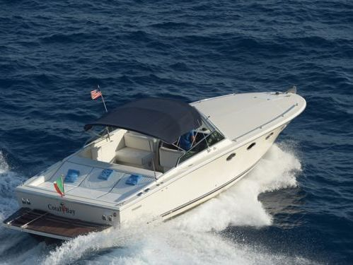 Motorboot Tornado 38 · 2000