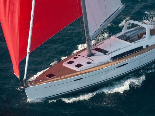 Barca a vela Beneteau Oceanis 58 · 2012